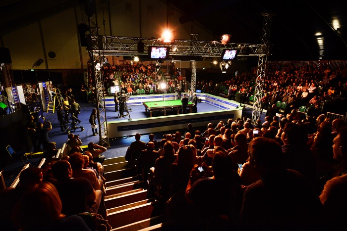 World Snooker NI Open Final